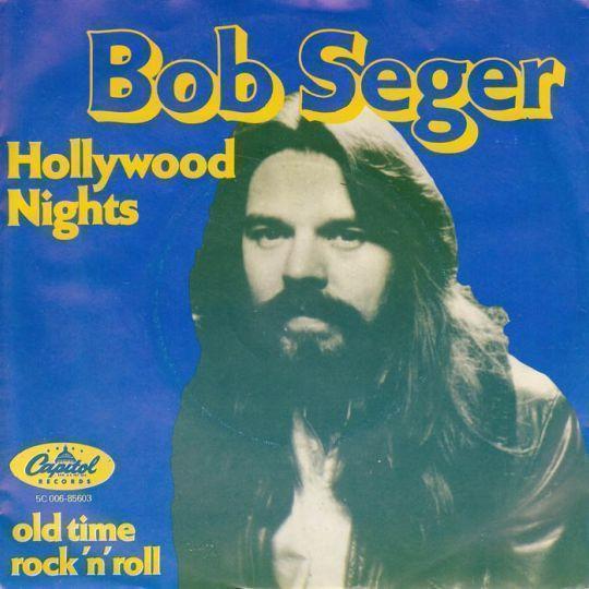 Coverafbeelding Hollywood Nights - Bob Seger