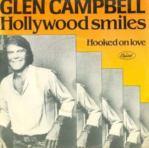 Coverafbeelding Hollywood Smiles - Glen Campbell