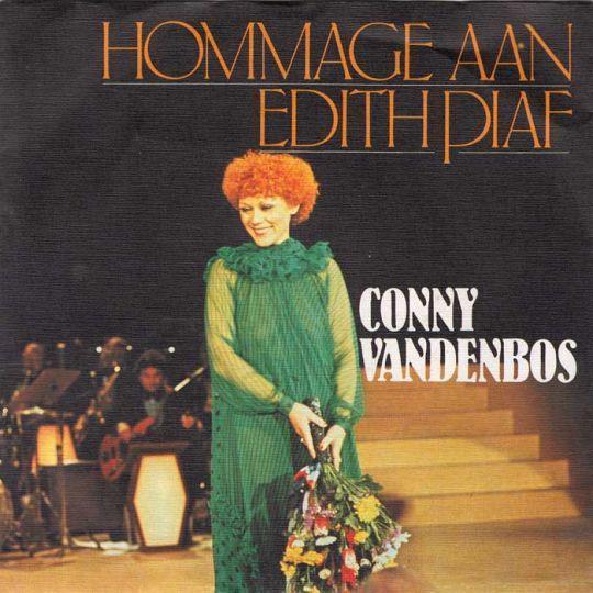Coverafbeelding Hommage Aan Edith Piaf - Conny Vandenbos