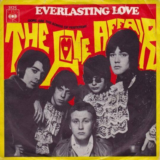 Coverafbeelding Everlasting Love - The Love Affair
