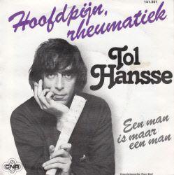 Coverafbeelding Hoofdpijn, Rheumatiek - Tol Hansse
