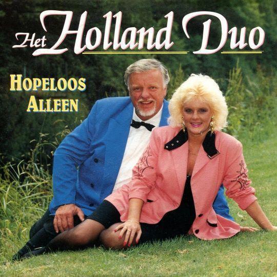 Coverafbeelding Hopeloos Alleen - Het Holland Duo