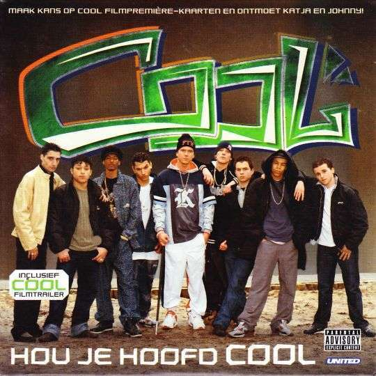 Coverafbeelding Cool - Hou Je Hoofd Cool