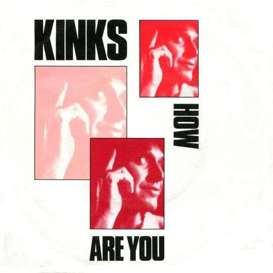 Coverafbeelding How Are You - Kinks