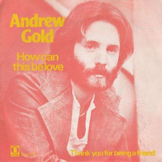 Coverafbeelding How Can This Be Love - Andrew Gold