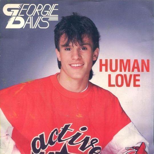 Coverafbeelding Human Love - Georgie Davis