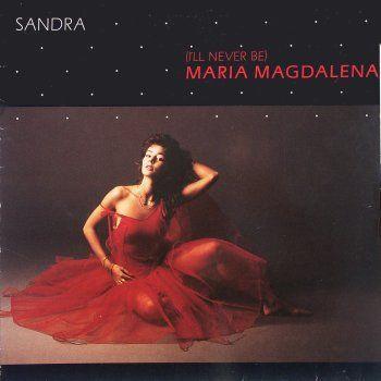 Coverafbeelding Sandra - (I'll Never Be) Maria Magdalena