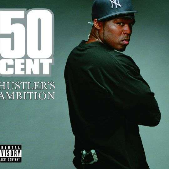 Coverafbeelding Hustler's Ambition - 50 Cent