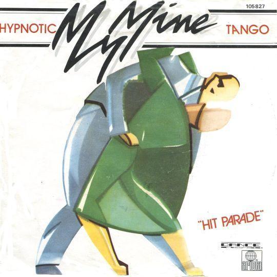Coverafbeelding My Mine - Hypnotic Tango