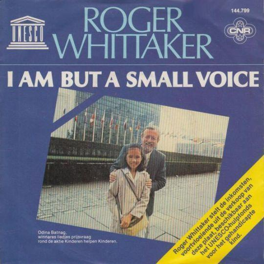 Coverafbeelding I Am But A Small Voice - Roger Whittaker