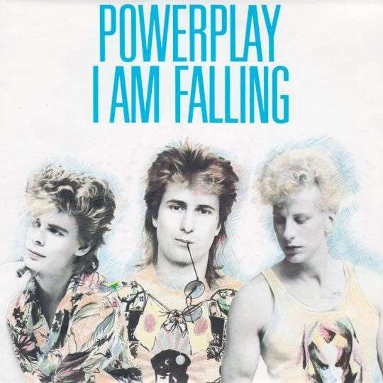 Coverafbeelding I Am Falling - Powerplay