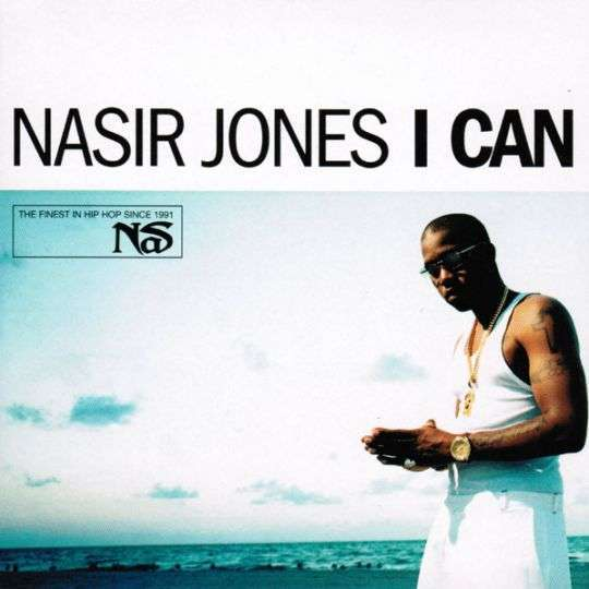 Coverafbeelding I Can - Nasir Jones