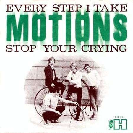 Coverafbeelding Every Step I Take - Motions
