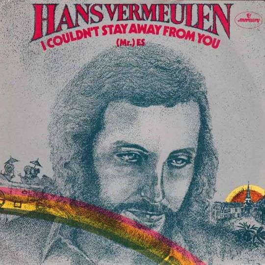 Coverafbeelding I Couldn't Stay Away From You - Hans Vermeulen