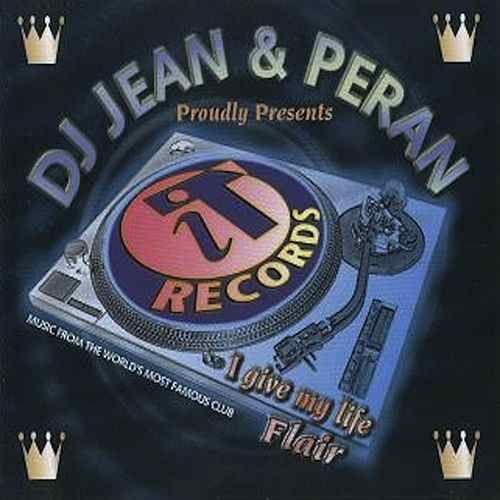 Coverafbeelding I Give My Life - Dj Jean & Peran
