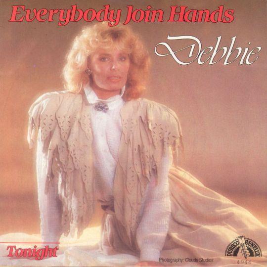 Coverafbeelding Everybody Join Hands [Nieuwe Versie] - Debbie