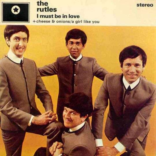 Coverafbeelding The Rutles - I Must Be In Love