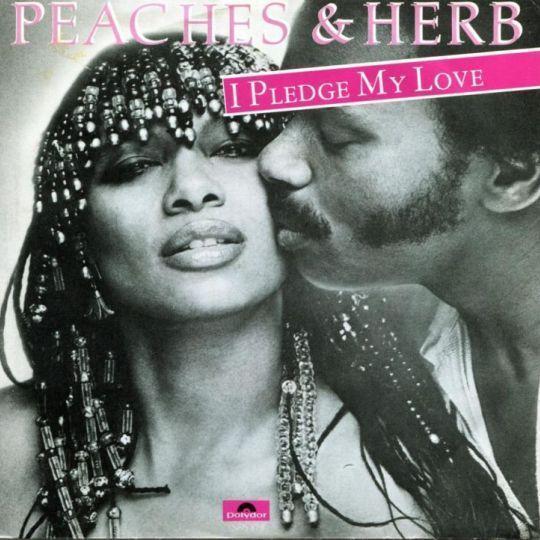 Coverafbeelding I Pledge My Love - Peaches & Herb