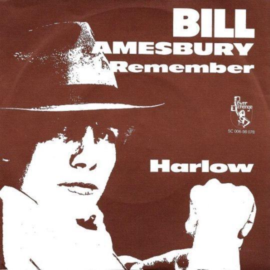 Coverafbeelding I Remember - Bill Amesbury