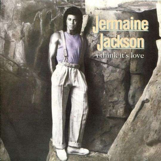 Coverafbeelding I Think It's Love - Jermaine Jackson
