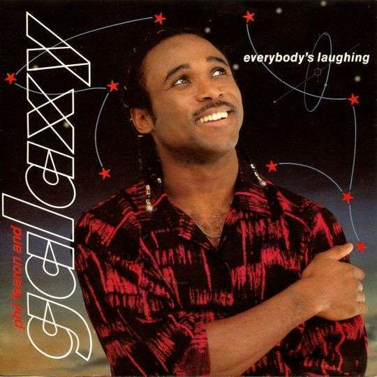 Coverafbeelding Phil Fearon and Galaxy - Everybody's Laughing