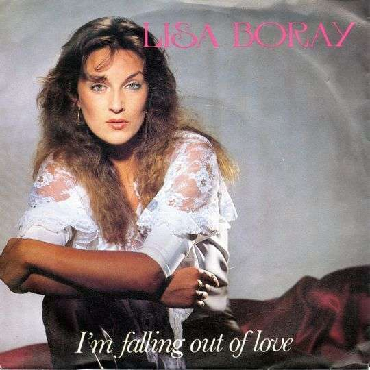 Coverafbeelding I'm Falling Out Of Love - Lisa Boray