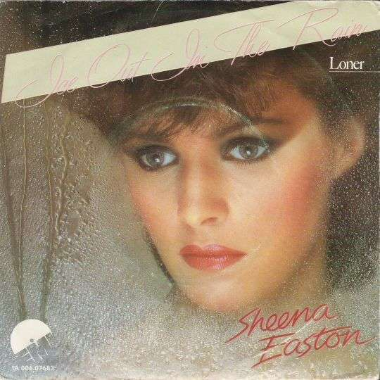 Coverafbeelding Sheena Easton - Ice Out In The Rain