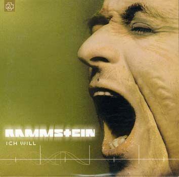 Coverafbeelding Ich Will - Rammstein