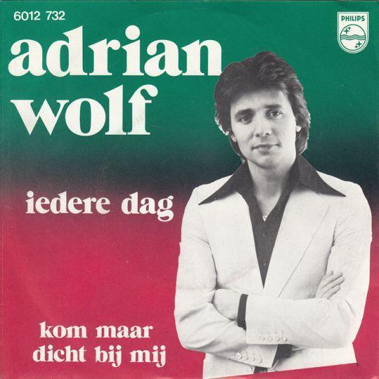 Coverafbeelding Adrian Wolf - Iedere Dag