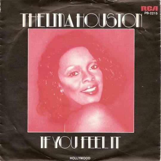 Coverafbeelding If You Feel It - Thelma Houston
