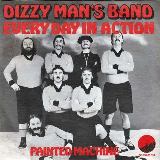 Coverafbeelding Dizzy Man's Band - Every Day In Action