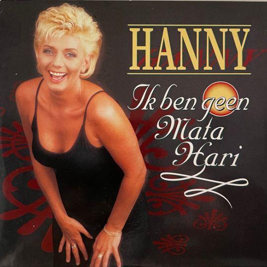 Coverafbeelding Ik Ben Geen Mata Hari - Hanny