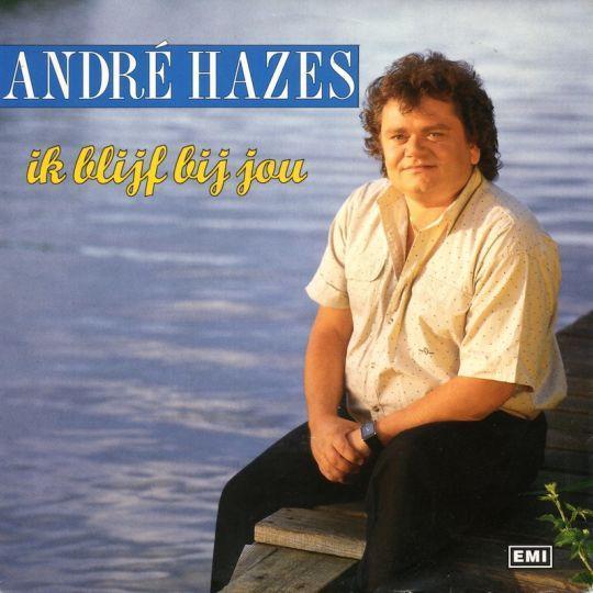 Coverafbeelding Ik Blijf Bij Jou - André Hazes
