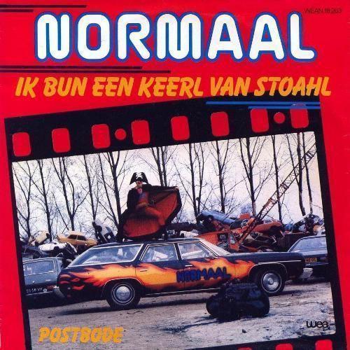 Coverafbeelding Ik Bun Een Keerl Van Stoahl - Normaal