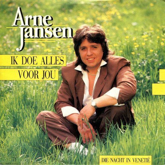 Coverafbeelding Ik Doe Alles Voor Jou - Arne Jansen