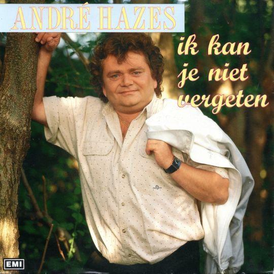 Coverafbeelding Ik Kan Je Niet Vergeten - André Hazes