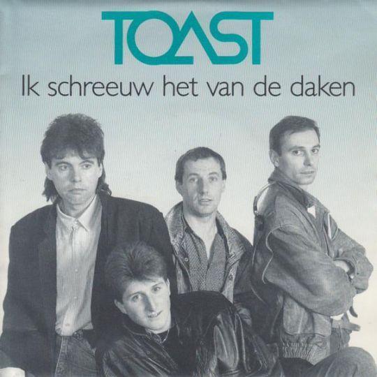 Coverafbeelding Toast - Ik Schreeuw Het Van De Daken