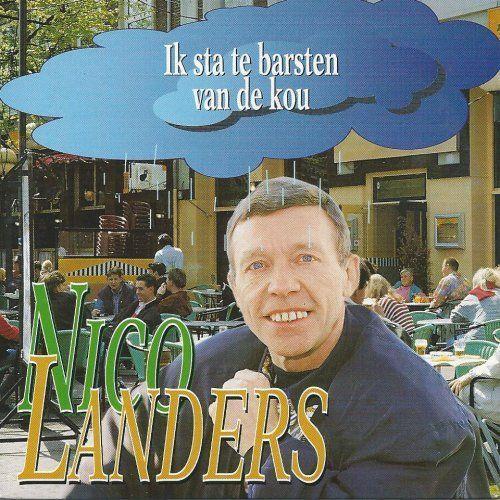 Coverafbeelding Ik Sta Te Barsten Van De Kou - Nico Landers