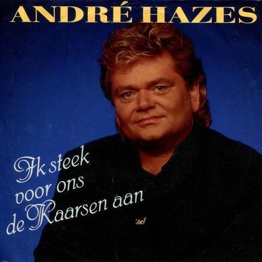 Coverafbeelding Ik Steek Voor Ons De Kaarsen Aan - André Hazes
