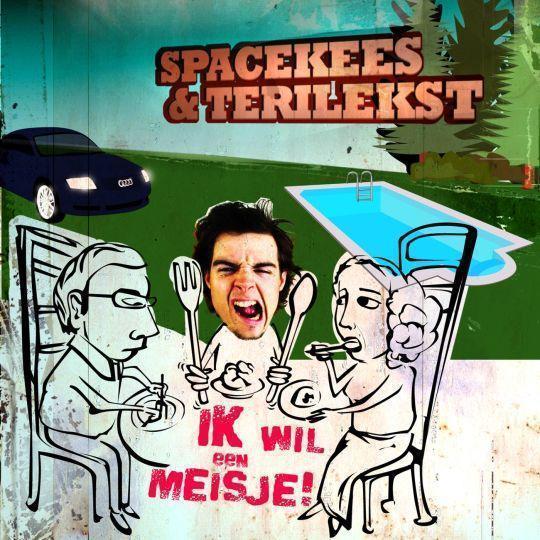 Coverafbeelding Spacekees & Terilekst - Ik Wil Een Meisje!