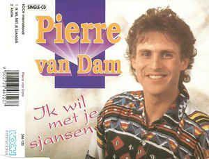 Coverafbeelding Ik Wil Met Je Sjansen - Pierre Van Dam