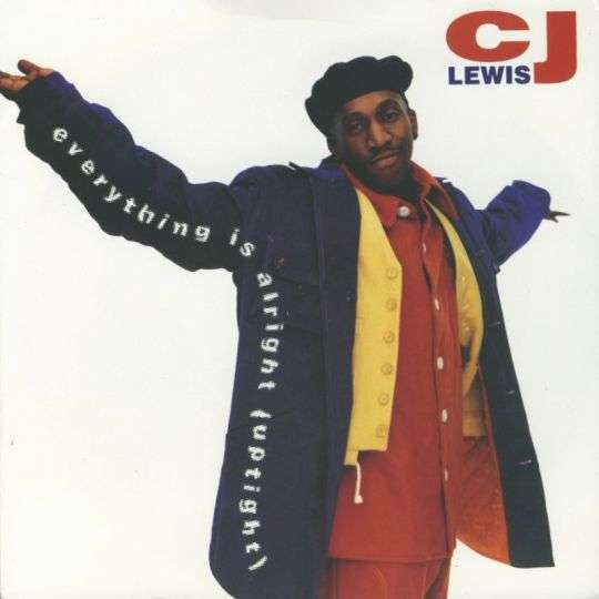 Coverafbeelding Everything Is Alright (Uptight) - Cj Lewis