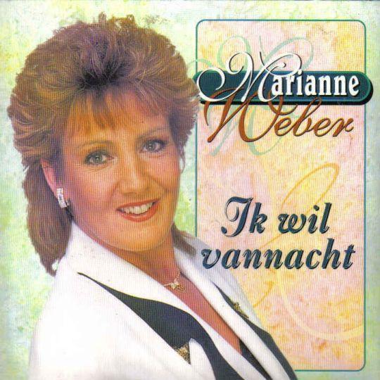 Coverafbeelding Ik Wil Vannacht - Marianne Weber