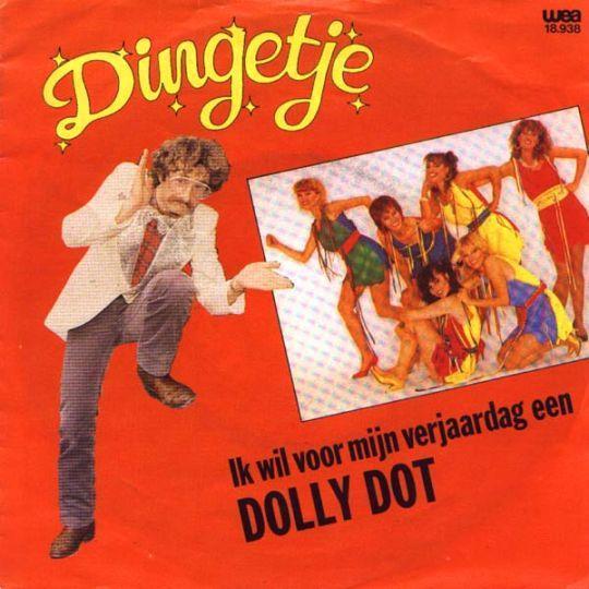 Coverafbeelding Ik Wil Voor Mijn Verjaardag Een Dolly Dot - Dingetje
