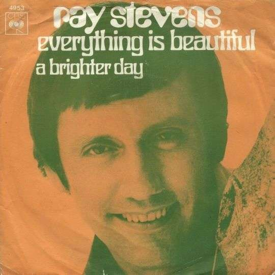 Coverafbeelding Everything Is Beautiful - Ray Stevens