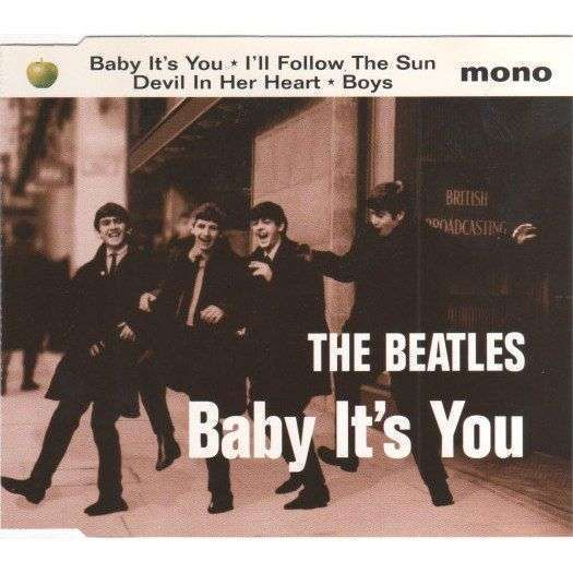 Coverafbeelding Baby It's You : I'll Follow The Sun - The Beatles