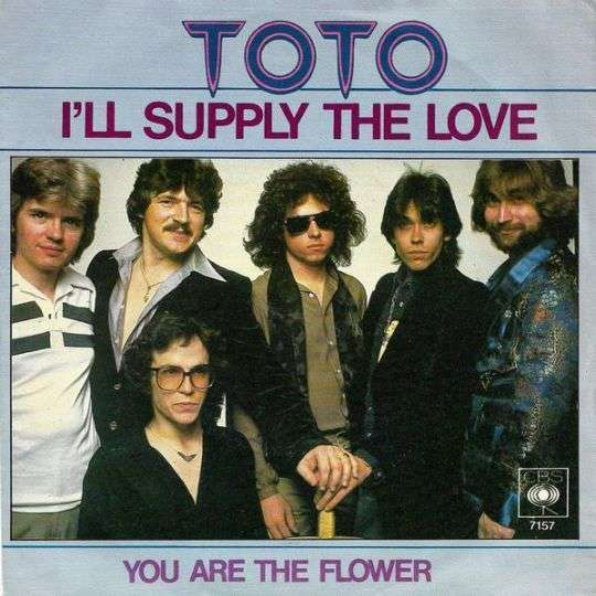 Coverafbeelding I'll Supply The Love - Toto