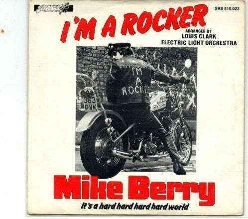 Coverafbeelding I'm A Rocker - Mike Berry