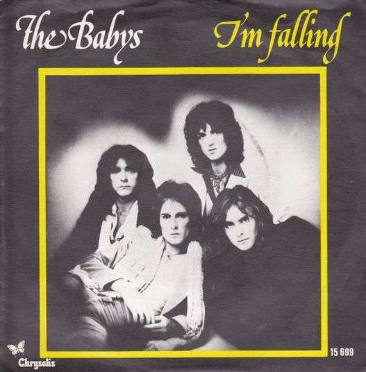Coverafbeelding The Babys - I'm Falling