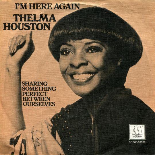 Coverafbeelding I'm Here Again - Thelma Houston